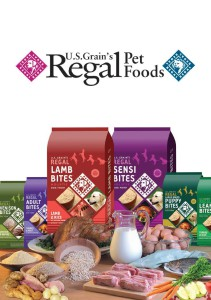 Flyer Produkte Regal Petfood